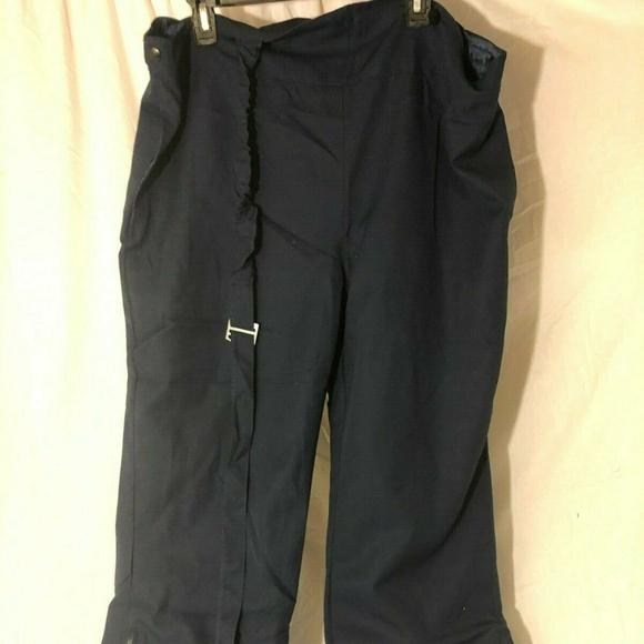 Pre owned USAF US Military Mess Dress Dark Blue Air Force Uniform Pants